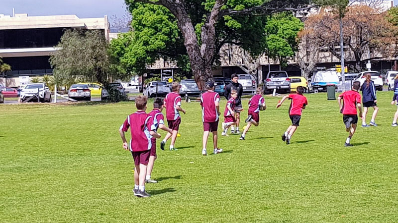 touch-footy