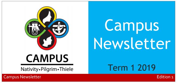 CAmpus newsletter