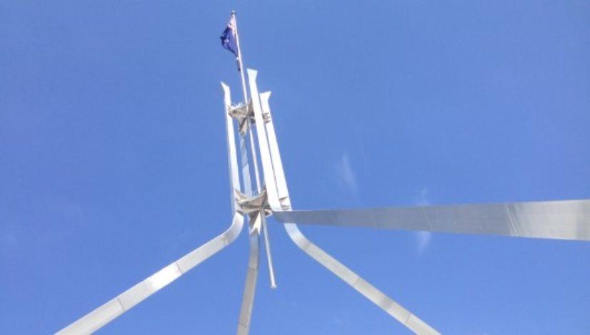 Parliament House Flag (Custom)